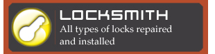 Lock repair and replacement services
